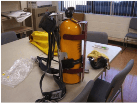 Respiratory Protection Training Fit Testing